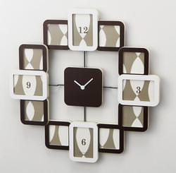クロック& フォトフレーム 時計