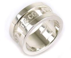 ティファニー 1837記念 指輪(レディース)