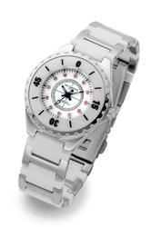 アイザックバレンチノ 腕時計(レディース)