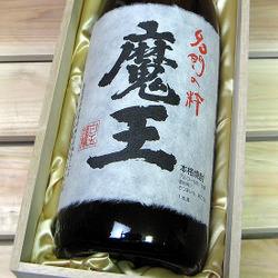 木箱入りの日本酒ギフト