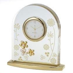 ミキモト 置き時計