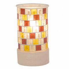 トリコ モザイク ガラス アロマ ライト