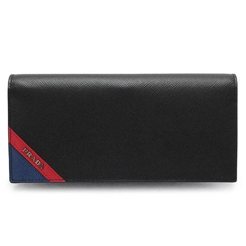 コーナーストライプ 財布