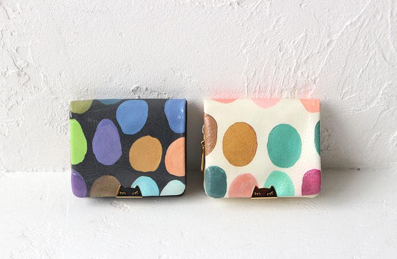 ツモリチサト(TSUMORI CHISATO) 二つ折り財布