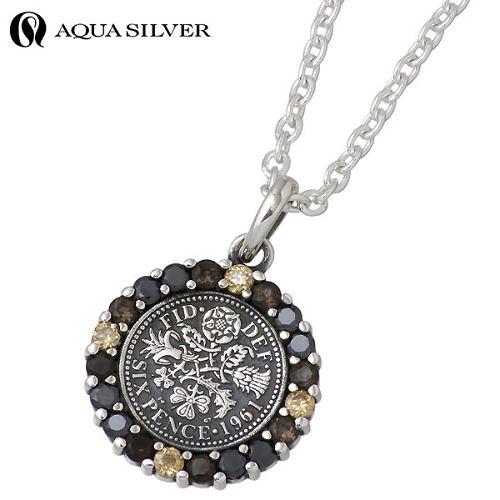 アクアシルバー(AQUA SILVER) ネックレス