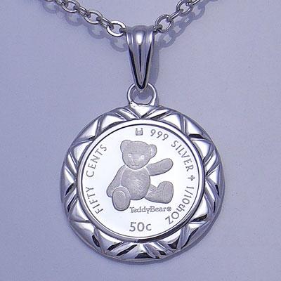 コインメイトセブン(coinmate7) ネックレス
