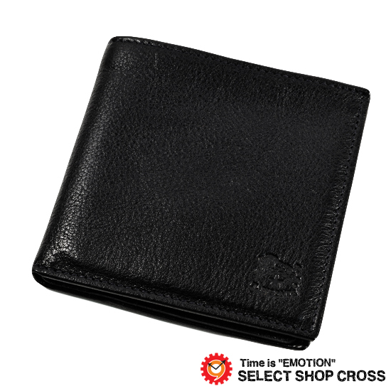 イル ビゾンテ(IL BISONTE) 二つ折り財布