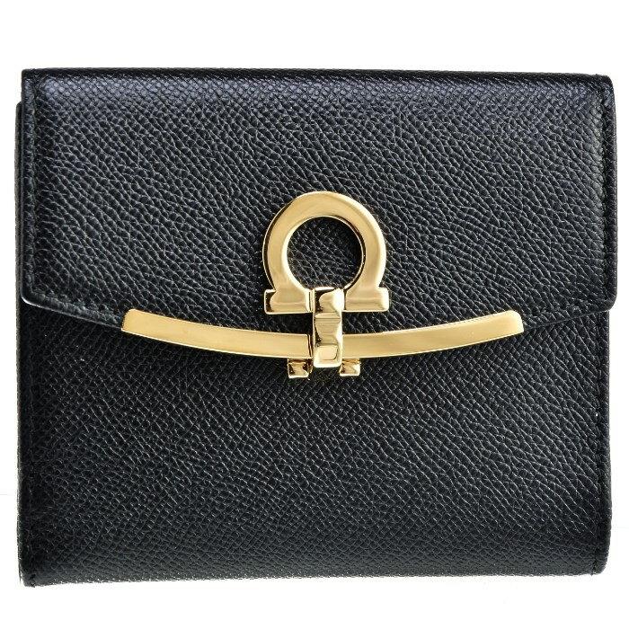 サルヴァトーレ フェラガモ(Salvatore Ferragamo) 二つ折り財布