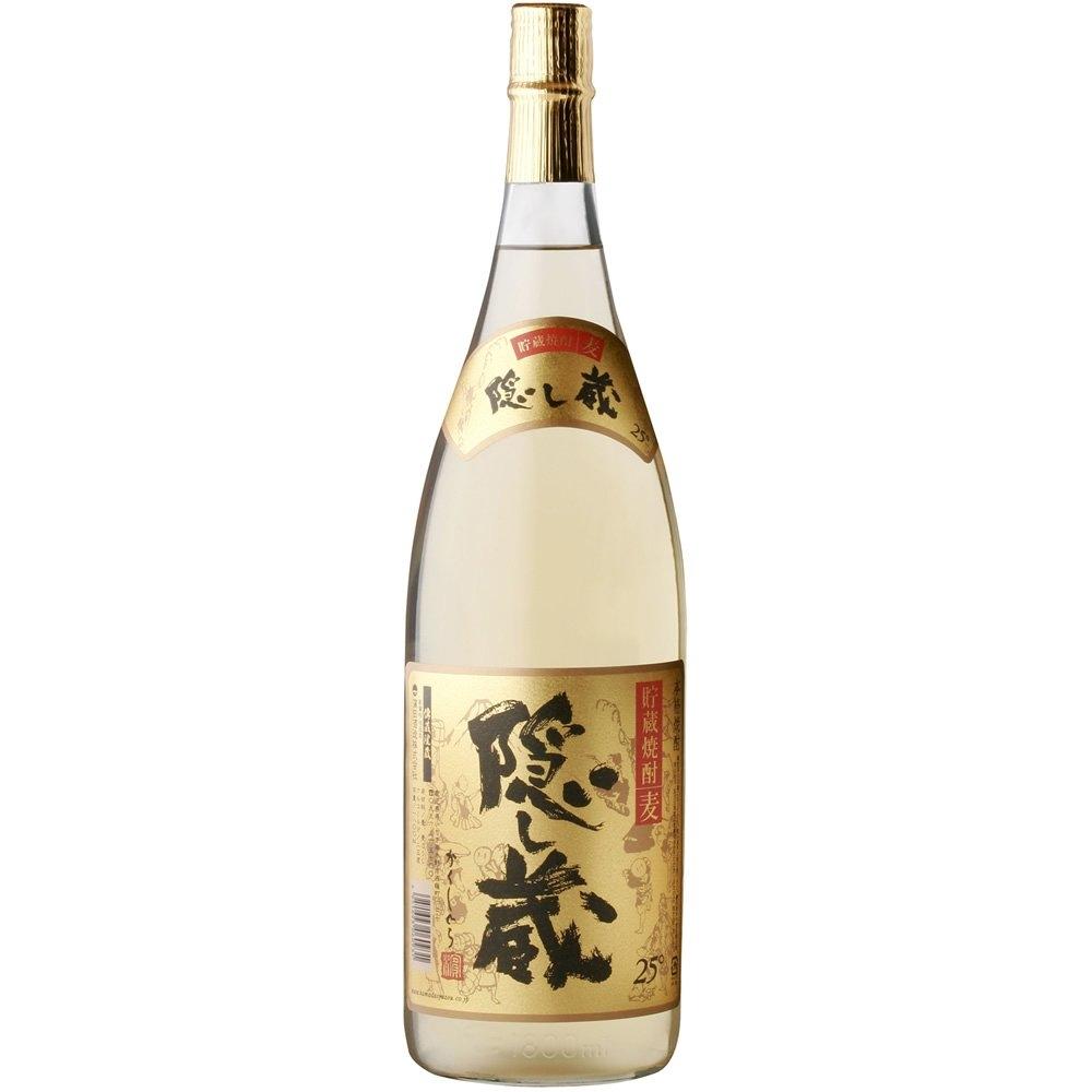 隠し蔵(濱田酒造) 麦焼酎