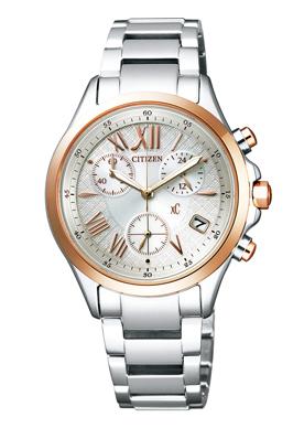 クロスシー クロノグラフ 腕時計