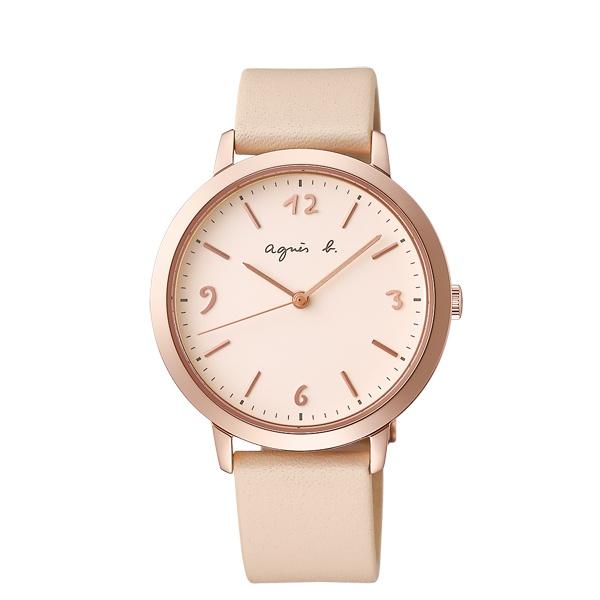 アニエスベー(agnes b.) 腕時計