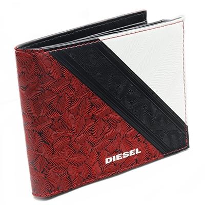ディーゼル ジャスパー 三つ折り財布