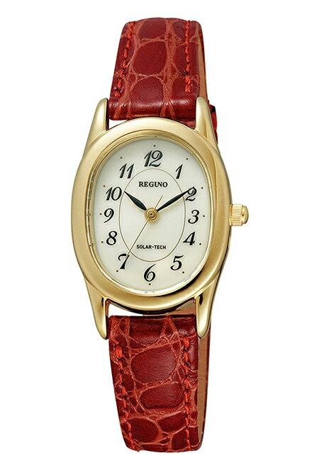 レグノ(REGUNO) ソーラーテック 腕時計