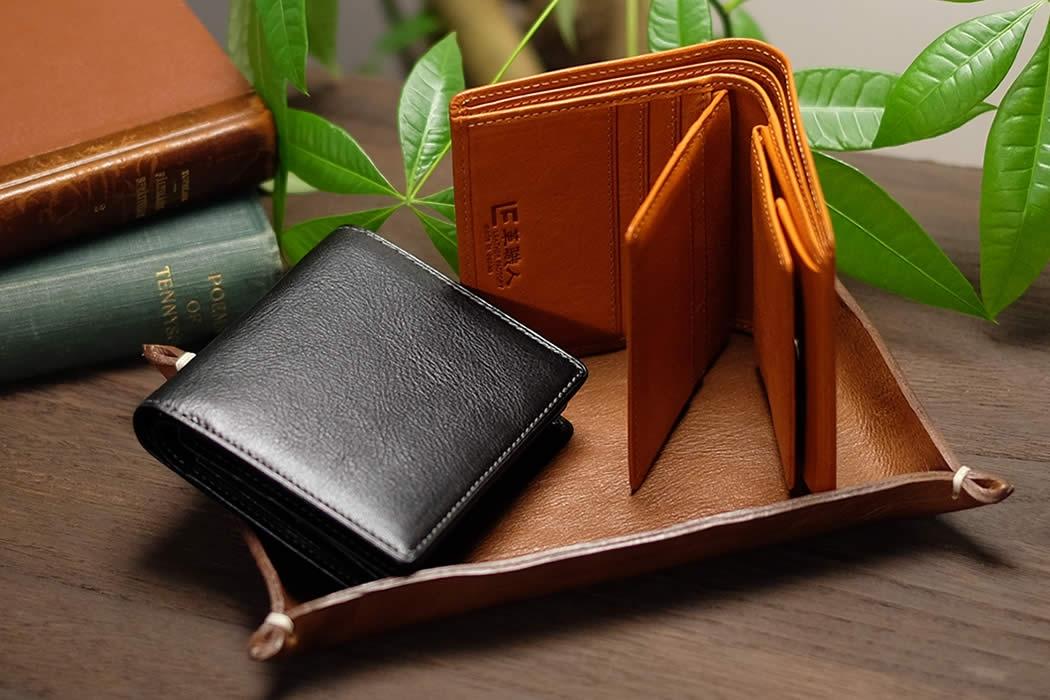 革職人(LEATHER FACTORY) 財布