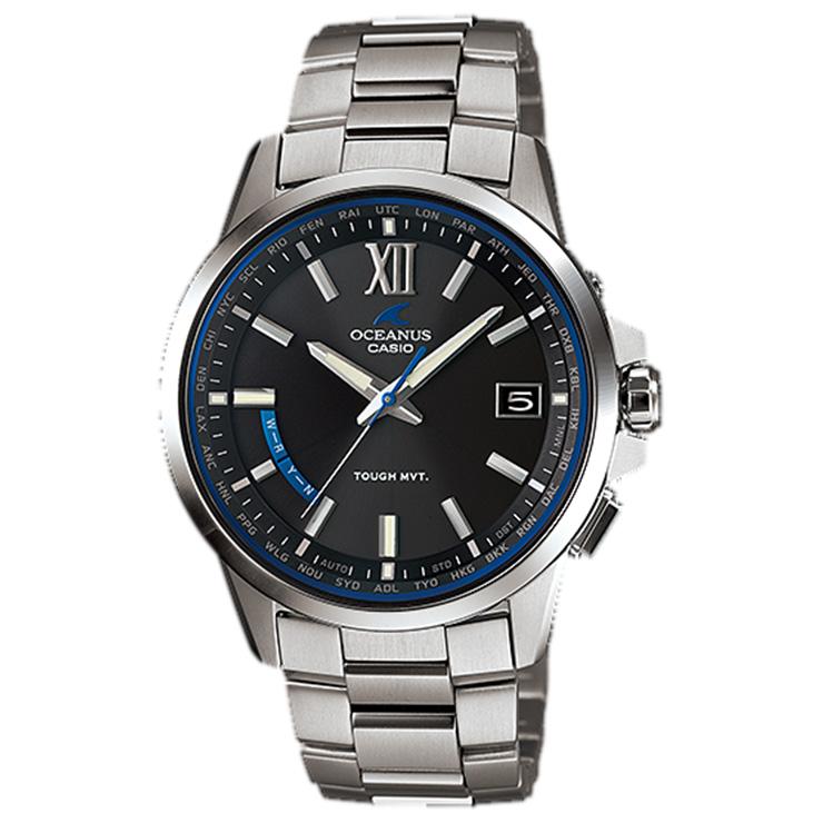 カシオ オシアナス(CASIO OCEANUS) 腕時計