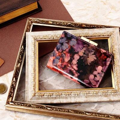 フルッティディボスコ(FRUTTI DI BOSCO) 二つ折り財布