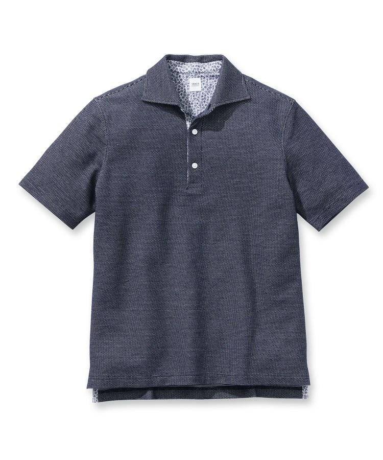 タケオキクチ(TAKEO KIKUCHI) ポロシャツ