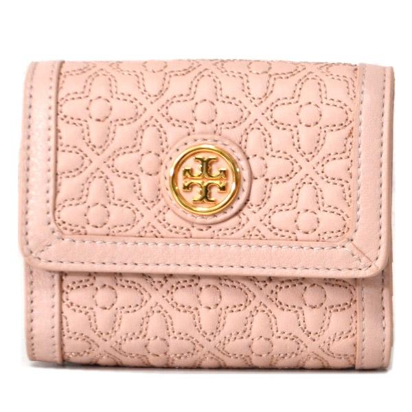 トリーバーチ(TORY BURCH) 三つ折り財布