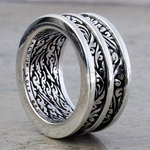 ソカロ(ZOCALO) 指輪