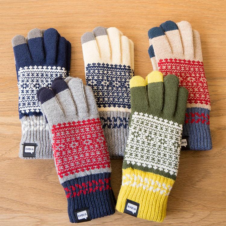 エヴォログ(EVOLG) 手袋