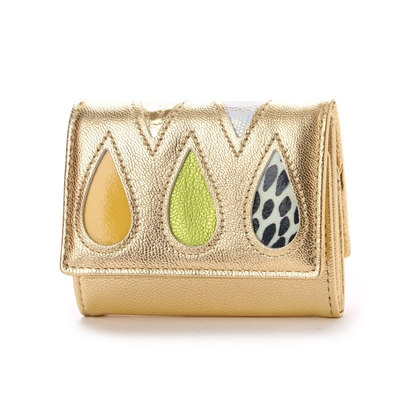 ツモリチサト(TSUMORI CHISATO) 三つ折り財布