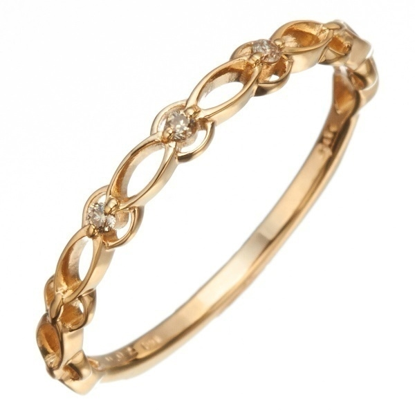 アガット(agete) 指輪