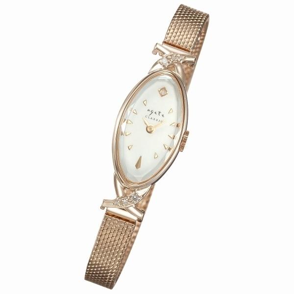 アガット(agete) 腕時計