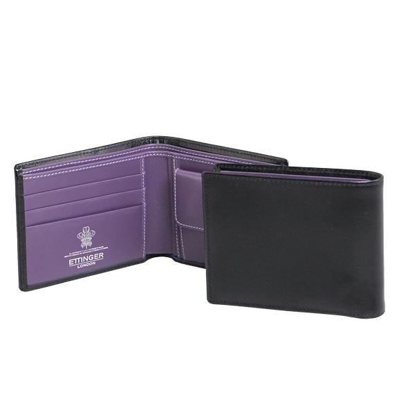 エッティンガー(ETTINGER) 二つ折り財布