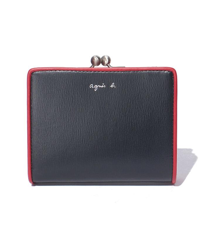 アニエスベー(agnès b.) 二つ折り財布