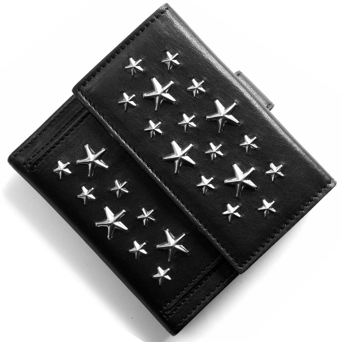 ジミー チュウ (JIMMY CHOO) 二つ折り財布