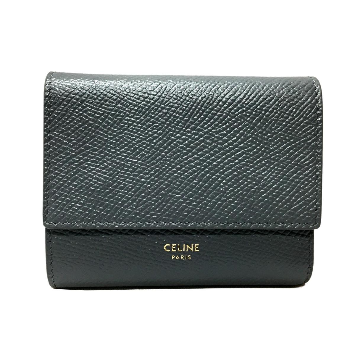 セリーヌ(CELINE) 二つ折り財布