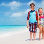 Renang adalah salah satu alternatif olahraga yang sangat bermanfaat dan menyenangkan untuk anak-anak. Jika putra putri Anda ingin belajar berenang atau hobi melakukan olahraga yang satu ini, jangan lupa pilihkan baju renang anak yang sesuai untuk mereka seperti rekomendasi BP-Guide berikut ini!