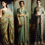This article describes the mystery behind sarees coming in varying lengths, suggests 12 gorgeous sarees from different regions of India and also suggests 5 amazing draping styles that you can try depending on the occasion.