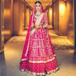 Thoughts like 'will wearing a red lipstick be too much red', 'should I stick to subtle nude lips...or will that be too basic' are sure to haunt you until the last moment. But to make it easier for you, we list down some of the best makeup ideas to team with the quintessential lehenga.
