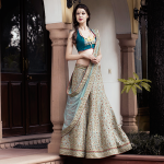 Do You Love Crop Tops, Lehenga Cholis or in Short Wish to Flaunt Your Pretty Naval Area(2019)? Rock an Event with Our Stunning Lehenga Half Sarees Recommendation