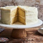 Vanilla is probably the only flavour which is loved by a majority of people. So you can be sure that you won't go wrong with a vanilla cake. It can be challenging to bake the perfect cake if you're just starting with baking, so in this post, we bring you two simple vanilla cake recipes with more recipes for experienced bakers.