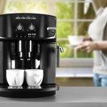 Kamu yang gemar minum kopi dengan rasa yang pahit bisa memilih espresso sebagai sajian kopi favorit. Supaya bisa membuat sendiri di rumah, kamu butuh mesin kopi yang andal. Cek segera rekomendasi mesin kopi dari kami ya!