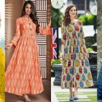 This article gives tips about how to find the perfect cotton kurti for yourself, depending on your body shape and other criteria. It also suggests 10 appealing kurtis available online for you to buy. There are binus tips about where you can find good kurtis in India.