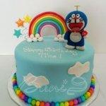 Kue ulang tahun Doraemon adalah salah satu tema ulang tahun yang paling digemari oleh anak-anak. Kepopuleran tokoh Doraemon yang sudah ada sejak puluhan tahun silam membuat tokoh ini dapat menjadi salah satu pilihan tepat untuk memeriahkan ulang tahun putra atau putri Anda.