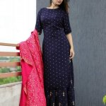 Do you wish to have an incredible designer skirt with kurti dress that makes you stand out of the crowd? If so, you have landed at the right place! We have showcased some of the most astonishing patterns in skirts with kurti dress ideas. Check out some of the finest long skirts with kurti patterns which are simply incredible examples of beauty and style.