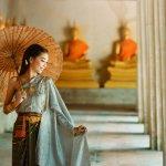 Intip Fashion Ala Artis Thailand Berikut Serta Mix and Match Kerennya