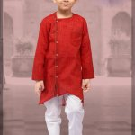 Got a family function coming up? Or do your baby boy has an ethnic day in his school? In this post, we bring you 10 fresh pieces of kurta for your boy, which can be worn on various occasions.