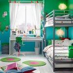 Kamar anak menjadi bagian dari rumah yang perlu perhatian khusus saat dalam proses desainnya. Seperti diketahui, kamar anak akan menjadi tempat mereka bertumbuh, belajar, dan juga beristirahat. Jadi sangat penting untuk membuat kamar menjadi tempat yang unik dan menarik untuk anak menghabiskan waktu.