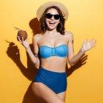 Tetap Gaya dengan 17+ Setelan Baju dan Celana Renang Wanita Pilihan 2018