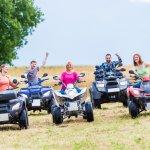 Mengendarai motor roda empat atau All Terrain Vehicle (ATV) jadi salah satu aktivitas yang kerap dilakukan saat liburan. Kalau Anda ingin memiliki kendaraan yang satu ini, tak ada salahnya jika menyimak rekomendasi motor roda empat keren pilihan BP-Guide berikut!