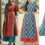 Tired of the same looks again and again! Pinterest to your rescue. We have brought to you 10 best and most sought out kurtis from Pinterest for your inspiration. We have also added tips to help you put together an entire outfit in a jiffy. If you are not sure what fits your body type, not to worry! We've covered that too.