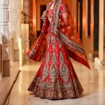 This article has gorgeous lehenga recommendations for your engagement. There are recommendations based on fabrics, your body shape, and also if you have a specific online site preference. Read on!