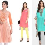 Why Limit Yourself with Regular Kurtis When You Have the C-Cut Kurti? Amazing C-Cut Kurti Designs for Ladies Who Love Little Quirk in Their Kurtis.