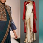 Pair Your Saree with the Most Beautiful and Unique Jackets: 10 Must Have Styles for the Latest in Saree Fashion (2018)