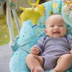 Bouncer bayi adalah alat yang bisa bergerak dan bergoyang sendiri. Alat yang satu ini bikin bayi seolah ada dalam dekapan ibu. Tentunya, bouncer akan dibutuhkan kebanyakan ibu yang baru melahirkan. Bayi akan merasa terhibur oleh goyangan bouncer. Simak tips memilih bouncer bayi dan juga rekomendasinya dari kami!